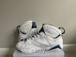 100% Authentic Nike Air Jordan 7 Retro DMP Orlando Magic Size 11.5 304775-161