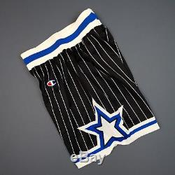100% Authentic Orlando Magic Vintage Champion Shorts Mens XL
