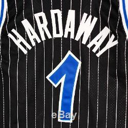 100% Authentic Penny Hardaway Champion 95 96 Magic Game Worn Issued Jersey