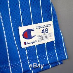 100% Authentic Penny Hardaway Champion Magic NBA @50th Jersey Size 48 XL L