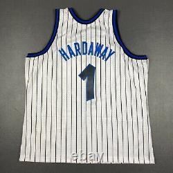 100% Authentic Penny Hardaway Mitchell Ness 93 94 Magic Swingman Jersey Size 2XL