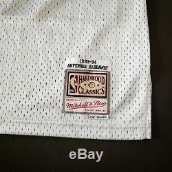 100% Authentic Penny Hardaway Mitchell Ness 93 94 Platinum Magic Jersey Size XL