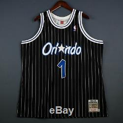 100% Authentic Penny Hardaway Mitchell Ness 94 95 Magic Jersey Size 52 2XL Mens