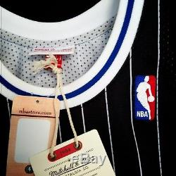 100% Authentic Penny Hardaway Mitchell & Ness 94 95 Magic Jersey Size Mens 36 S