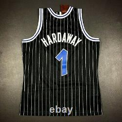 100% Authentic Penny Hardaway Mitchell Ness 94 95 Magic Swingman Jersey Size L