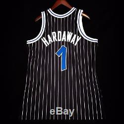 100% Authentic Penny Hardaway Mitchell & Ness Magic Jersey Mens Size Mens 36 S