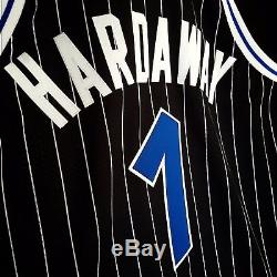 100% Authentic Penny Hardaway Mitchell & Ness Magic Jersey Size Mens 44 L hwf