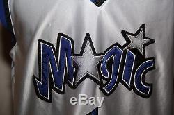 100% Authentic TRACY McGRADY Champion ORLANDO MAGIC NBA SEWN Jersey Men Sz 44