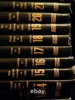 1970 MAN, MYTH & MAGIC Illustrated Encyclopedia of Supernatural BOOKS Lot 1-24