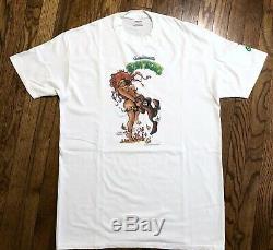 1989 Vaughn Bode's Poem Toons vtg 80s comic t-shirt cheech wizard rap hip hop XL