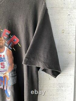 1992 Olympics Dream Team Larry Bird/Magic Johnson Shirt