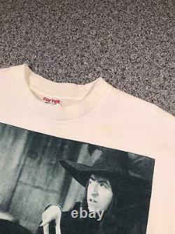 1992 Vintage WIZARD OF OZ STANLEY DESANTIS Mens Shirt Large Single Stitch MOVIE