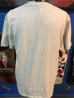 1996 NBA Playoffs T-Shirt Bulls Magic Dennis Rodman & Horace Grant Cartoon