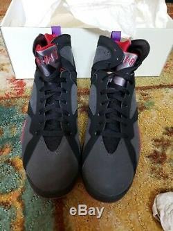 2009 Air Jordan 7 Retro DMP Pack (Raptors, Magic, Size 11.5, OG All, Nike)