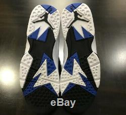 2009 Nike Air Jordan 7 Retro Orlando Magic DMP Size 12 304775-161 NWOB