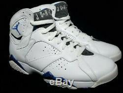 2009 Nike Air Jordan 7 Retro Orlando Magic DMP Size 8 304775-161 NWOB