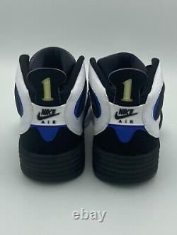 2011 Nike Air Flight One NRG Orlando Magic PENNY HARDAWAY 520502-110 Sz 14 RETRO
