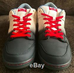 2014 Nike SB Dunk Low Pro Dorothy Gingham Sz 15 Wizard of Oz 313170-020 RARE
