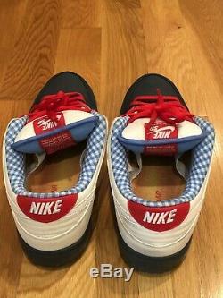 2014 Nike SB Dunk Low Pro Dorothy Size 10.5 Wizard of OZ 313170-020