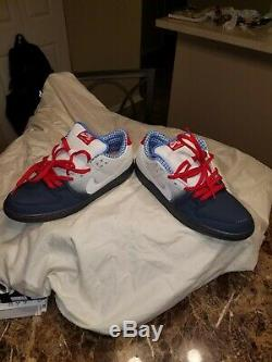 2014 Nike SB Dunk Low Pro Dorothy Size 12 Wizard of OZ 313170-020