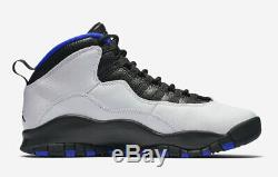 2018 Nike Air Jordan 10 X Retro OG SZ 9 Orlando Magic Blue City Pack 310805-108