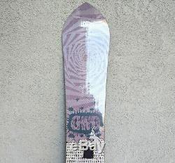 2019 Dwd Wizard Stick 154cm Snowboard, Dinosaurs Will Die