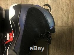 2020 Nike Air Jordan 9 Retro SZ 10 Black White Racer Blue Magic OG CT8019-024