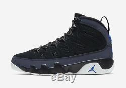2020 Nike Air Jordan 9 Retro SZ 14 Black White Racer Blue Magic OG CT8019-024