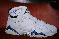 9/10 Cond Nike Air Jordan Retro 7 Orlando Magic Dmp Pack Size 11 304775 161 2009