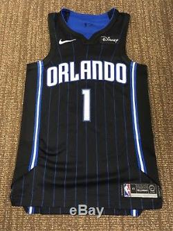 sports shoes 5b82f def65 AUTHENTIC NIKE Orlando Magic Penny Hardaway Jersey Size ...