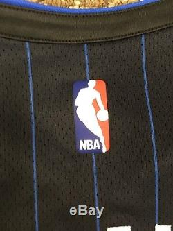 AUTHENTIC NIKE Orlando Magic Penny Hardaway Jersey Size Small 40 NWOT PINSTRIPED