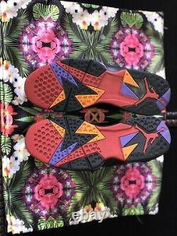 Air Jordan Dmp 7 Pack (Raptor 7s / Magic 7s)