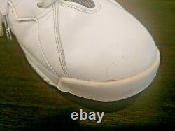 Air Jordan Retro VII 7 Orlando Magic White Royal Black Men Size 10 304775-161
