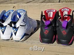 Air Jordan Retro VII Defining Moments Package Raptor/Magic Men's Sz 10 Retro 7