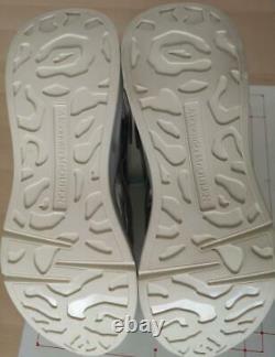 Alexander McQueen Sneakers Flat Shoes Magic Mirror Silver Men's EU 43 Limited