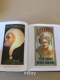 Alexander The Man Who Knows by David Charvet and John Pomeroy, Pristine