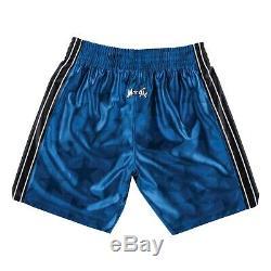 Authentic 2000-01 Orlando Magic Mitchell & Ness NBA Basketball Shorts Royal Blue