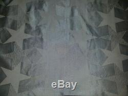 Authentic Champion Orlando Magic Tracy McGrady White Stars Jersey 56 VTG Sz XXXL
