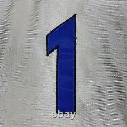 Authentic Champion Orlando Magics Tracy McGrady Home White Stitched Jersey 56