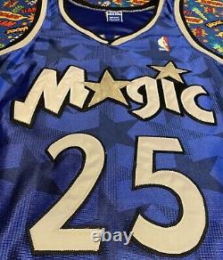 Authentic Rare Vintage Champion NBA Orlando Magic Nick Anderson Jersey
