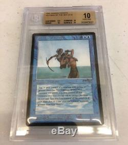 BGS 10 MTG Magic the Gathering Arabian Nights Old Man of the Sea PRISTINE