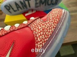 BRAND NEW Nike SB Dunk Low Stingwater Magic Mushroom Red Size 12