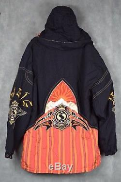Bogner Mens Jacket Magic Moves 1/2 Zip Ski Jacket Size Large Very Rare