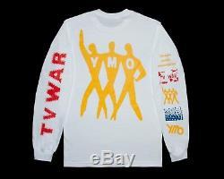 Boot Boyz Biz Yellow Magic Orchestra YMO V2 T-Shirt Japan Tokyo Kraftwerk Devo