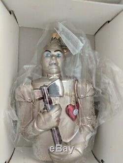 Brand New Christopher Radko The Wizard of Oz Tin Man Ornament