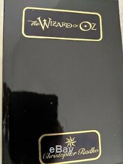 Brand New Christopher Radko The Wizard of Oz Tin Man Ornament