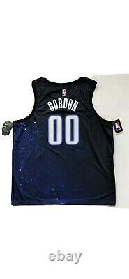 Brand New Nike Aaron Gordon Orlando Magic #00 City Edition 2XL Swingman Jersey