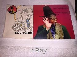 Captain Beefheart & His Magic Band Trout Mask Replica Vault #36 Third man Record