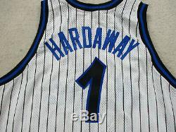 Champion Penny Hardaway Orlando Magic Basketball Jersey Game Used Worn Issued