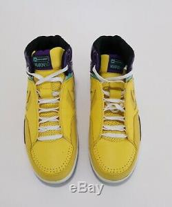 Converse Weapon EVO Mid Mens 11 Magic Johnson LA Lakers Sneaker Basketball Shoes